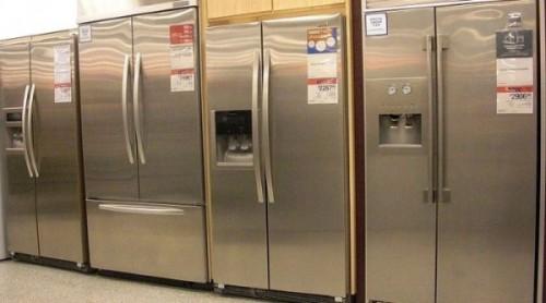 Frigo am ricain id al pour une famille nombreuse - Rangement frigo americain ...