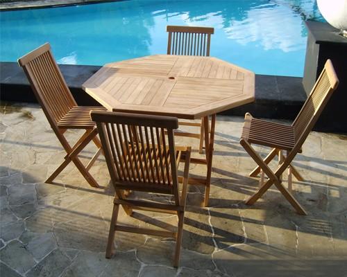 l avantage du bois de teck pour ses meubles de jardin. Black Bedroom Furniture Sets. Home Design Ideas