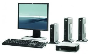 HP Compaq t5000 Thin