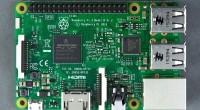 Le nouveau Raspberry Pi 3