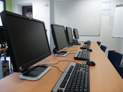 salle informatique
