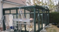 comment installer une veranda