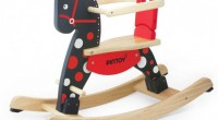 jouets en bois cheval en bois