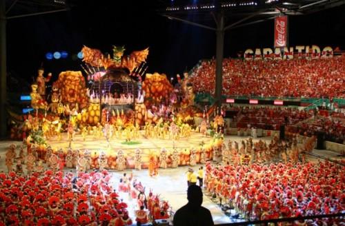 Le Brésil et sa richesse culturelle