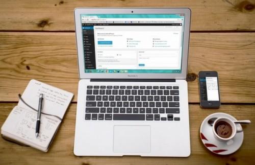 gestion d'un site web