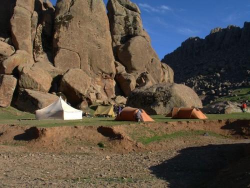 trekking randonnees au maroc