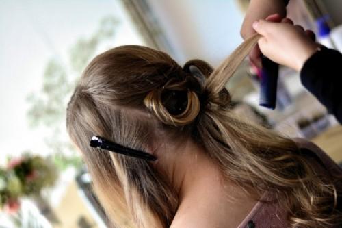accessoires de coiffure