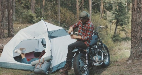 Tout ce qu'il faut pour un camping