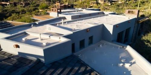 différents types de toits et de revêtement de couverture
